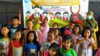 Aksi Kemanusiaan Yayasan Kabua Dana Rasa di Ntonggu dan Samili