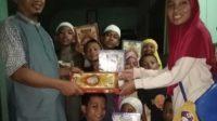 Penyerahan AlQur'an oleh Yayasan Kabua Dana Rasa ke Rumah Al Qur'an di Kampung Saleko, Kota Bima