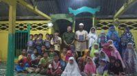 Penyaluran bantuan mushaf Al Qur'an